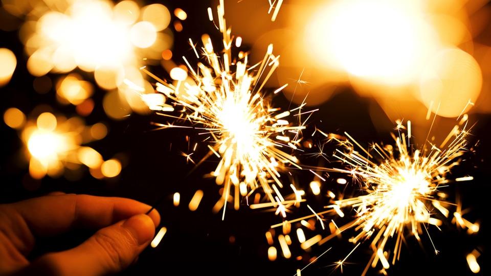 7 manieren om het nieuwe jaar knallend in te zetten!