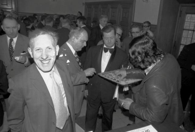 André Smets, voormalig uitgever van de gratis huis-aan-huiskrant Publipers is niet meer.