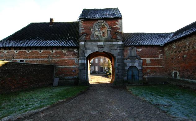 Er werd letterlijk geschiedenis geschreven in het Maagdendaalklooster van Oplinter!