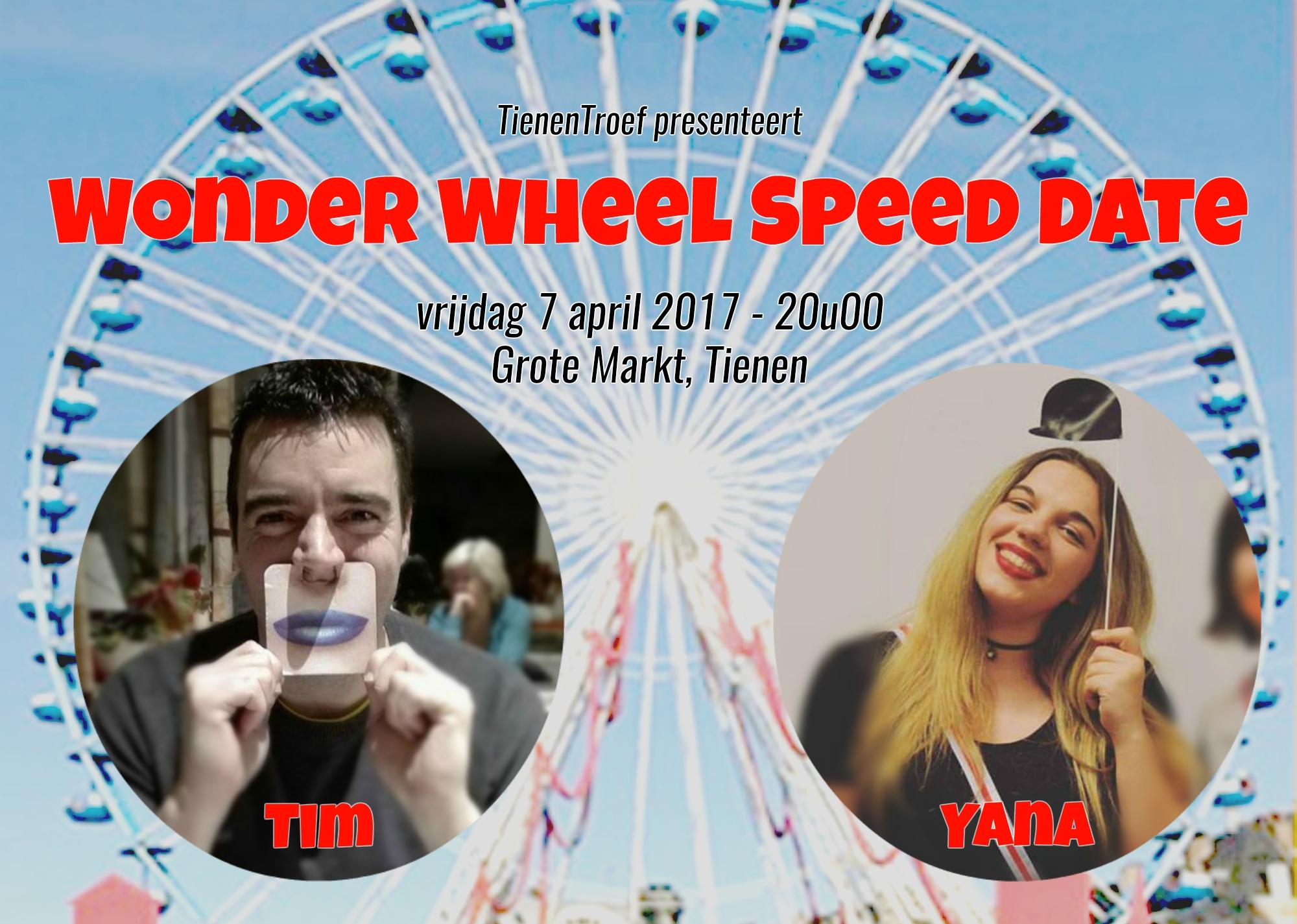 Wonder Wheel Speeddate