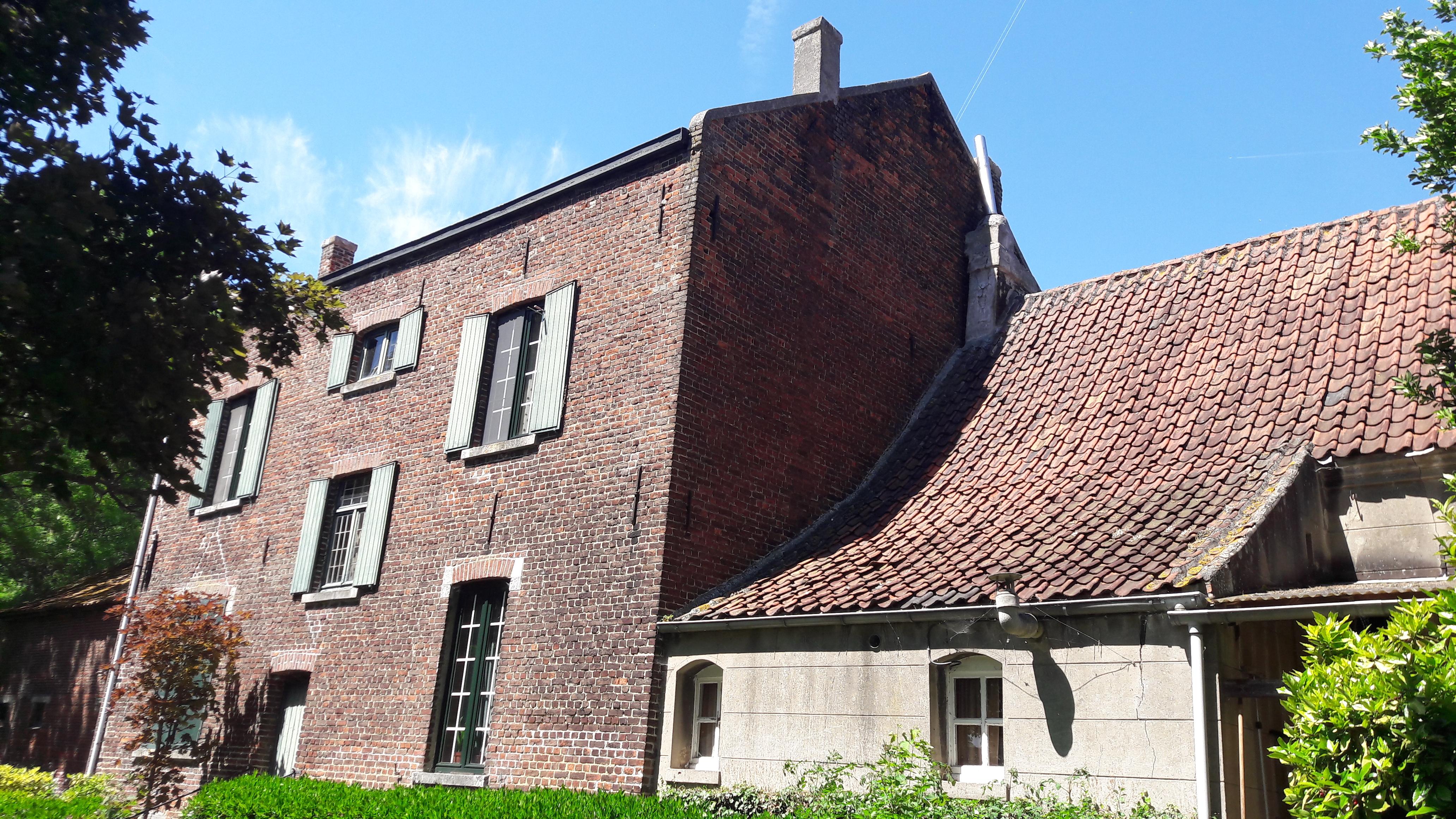 De Gasthuyswinning boerde voor het Maagdendalklooster in Oplinter.