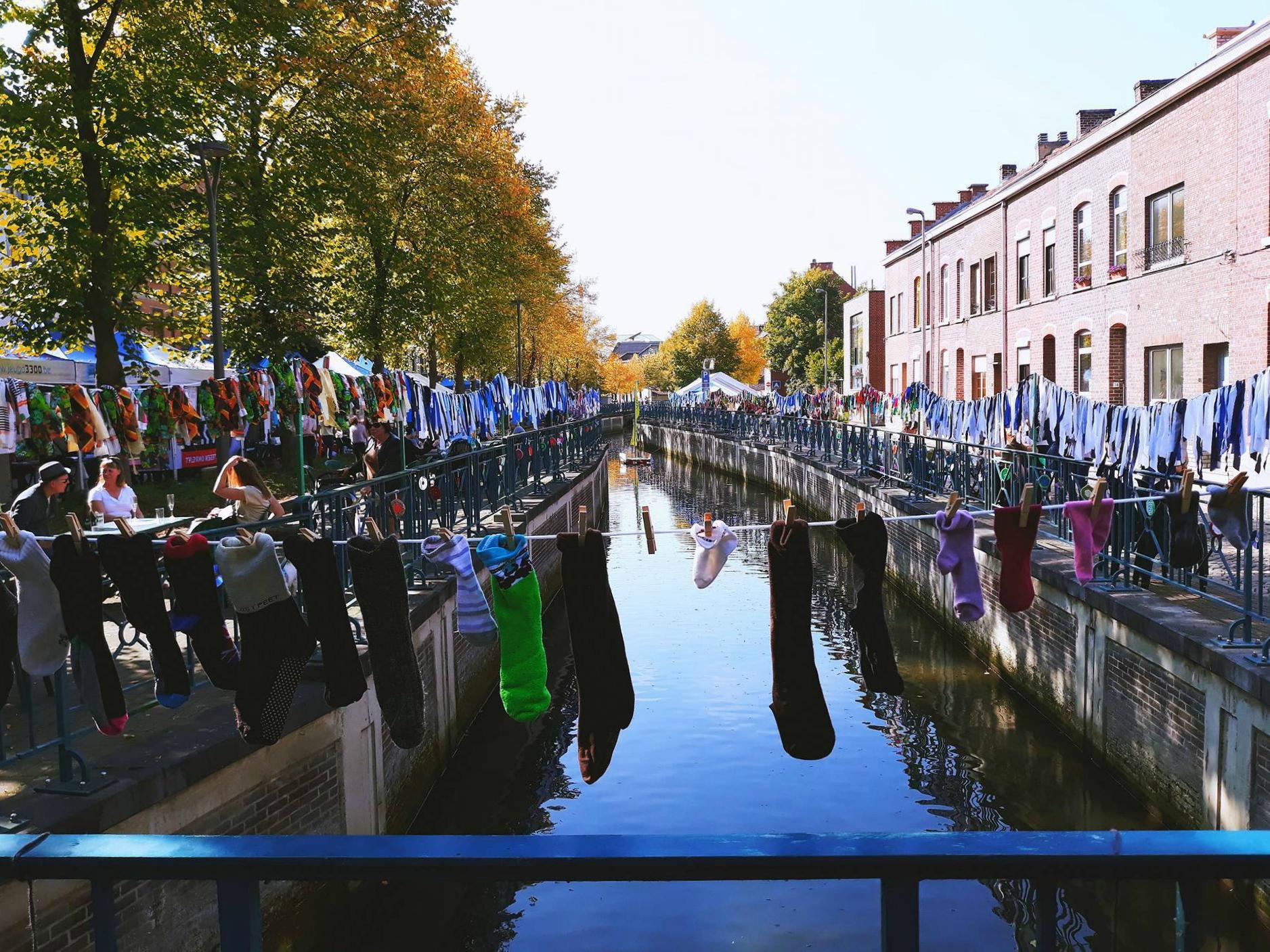 Indian Summer in Tienen: een feest van verbondenheid.