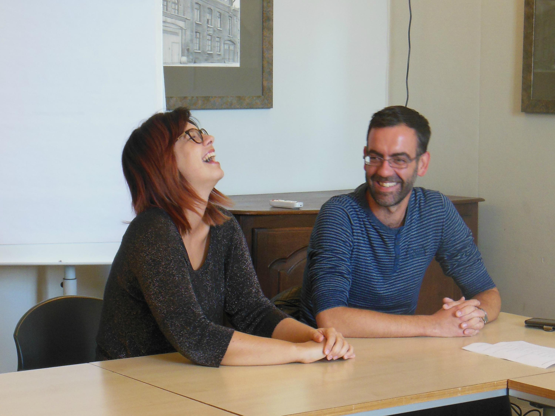 TienenTroef achter de schermen van de Kweikersdag. Vandaag: Bart Bekker en Debbie L'Homme!