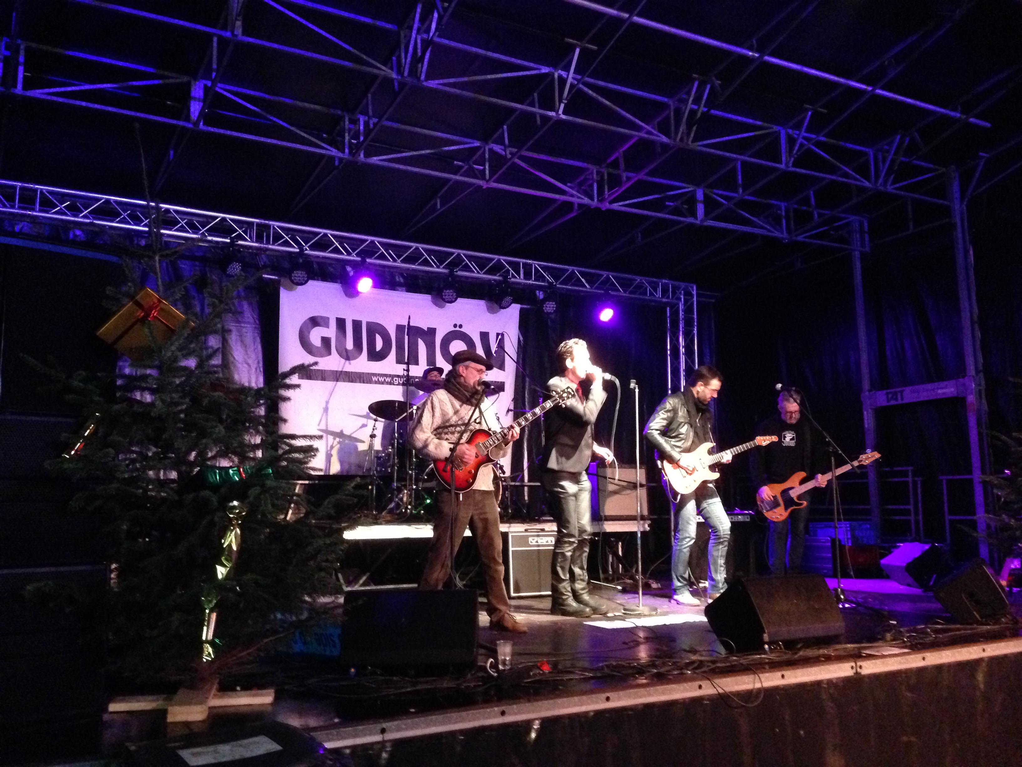 Gudinöv stal de show voor het Glazen Huis.