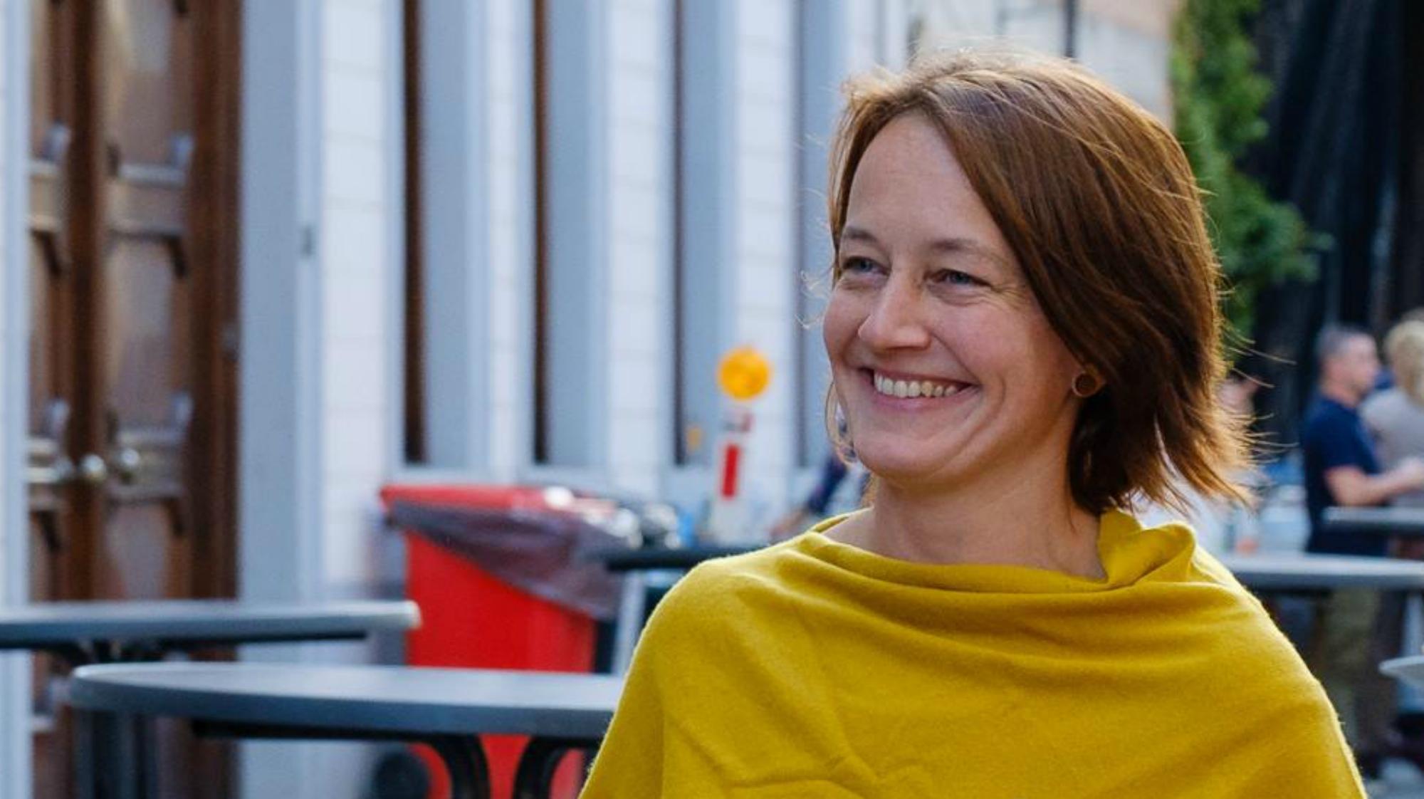 """Petra Waeckens lanceert de ZinSpelerij: """"Ik ben een meisje van veel woorden!"""""""