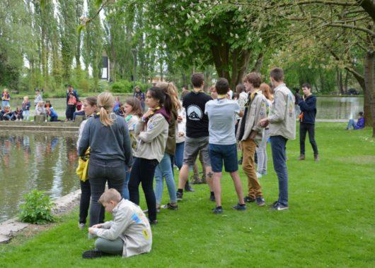 samenspeeldag Tiense jeugdbewegingen
