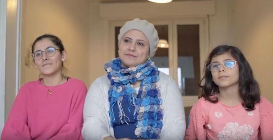 Kortfilm 5: Kinda uit Syrië
