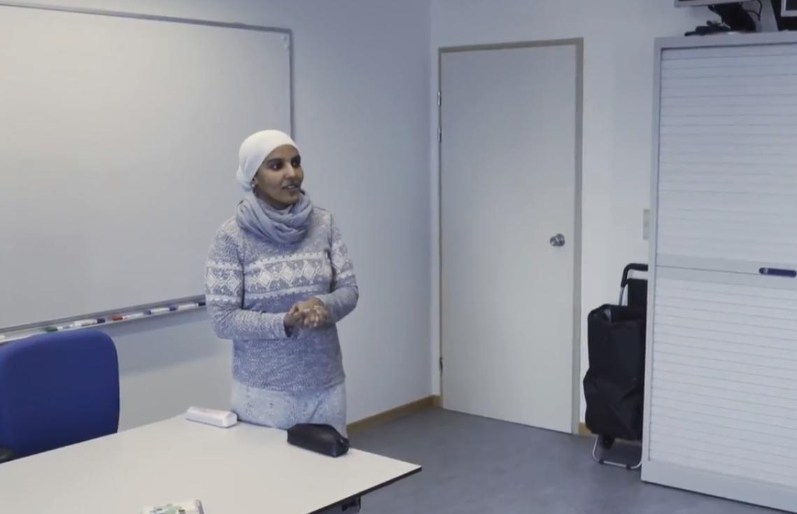 Kortfilm 3: Zorgkundige Deeqo Adin