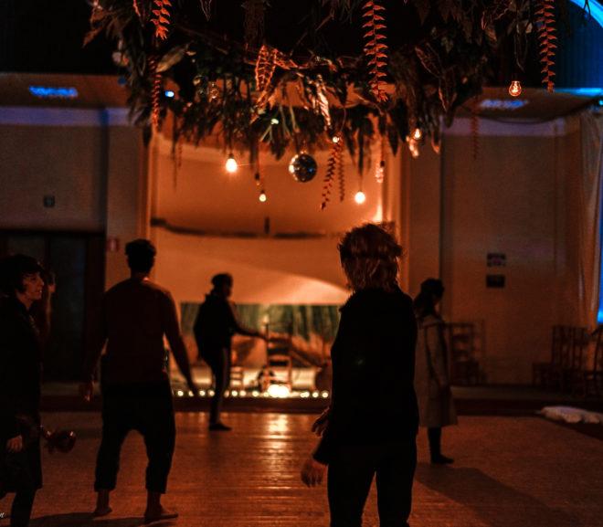 Trancedans in het Oud-College