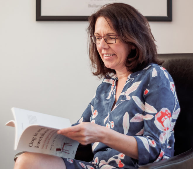 Tienenaar Marijke Leys schept ruimte voor Voice Dialogue
