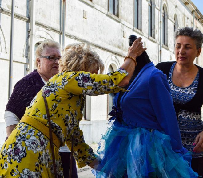 Vrijwilligers in beeld: De OpgewekTienen-dames achter de Kweikerskledij