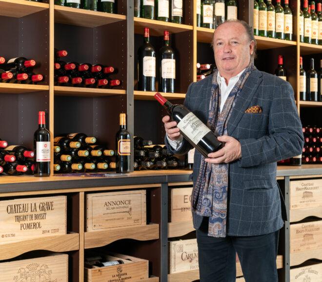 Wijnen bij Wijnhandel Van Geyseghem
